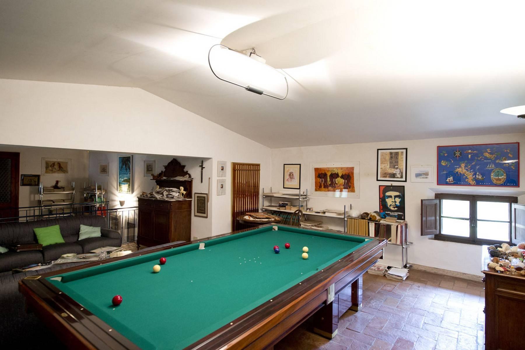 Villa aristocratique à vendre sur les collines de Sienne - 18