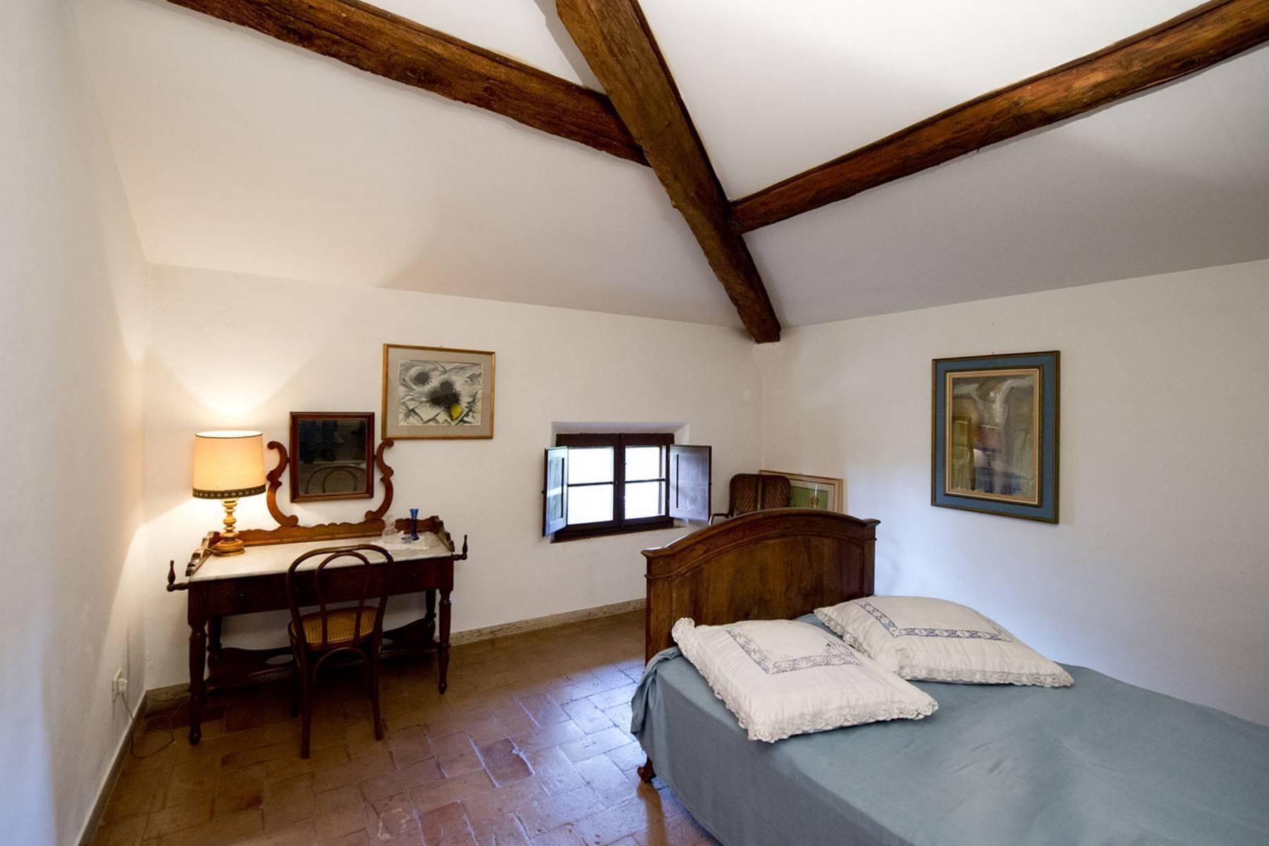 Villa aristocratique à vendre sur les collines de Sienne - 19