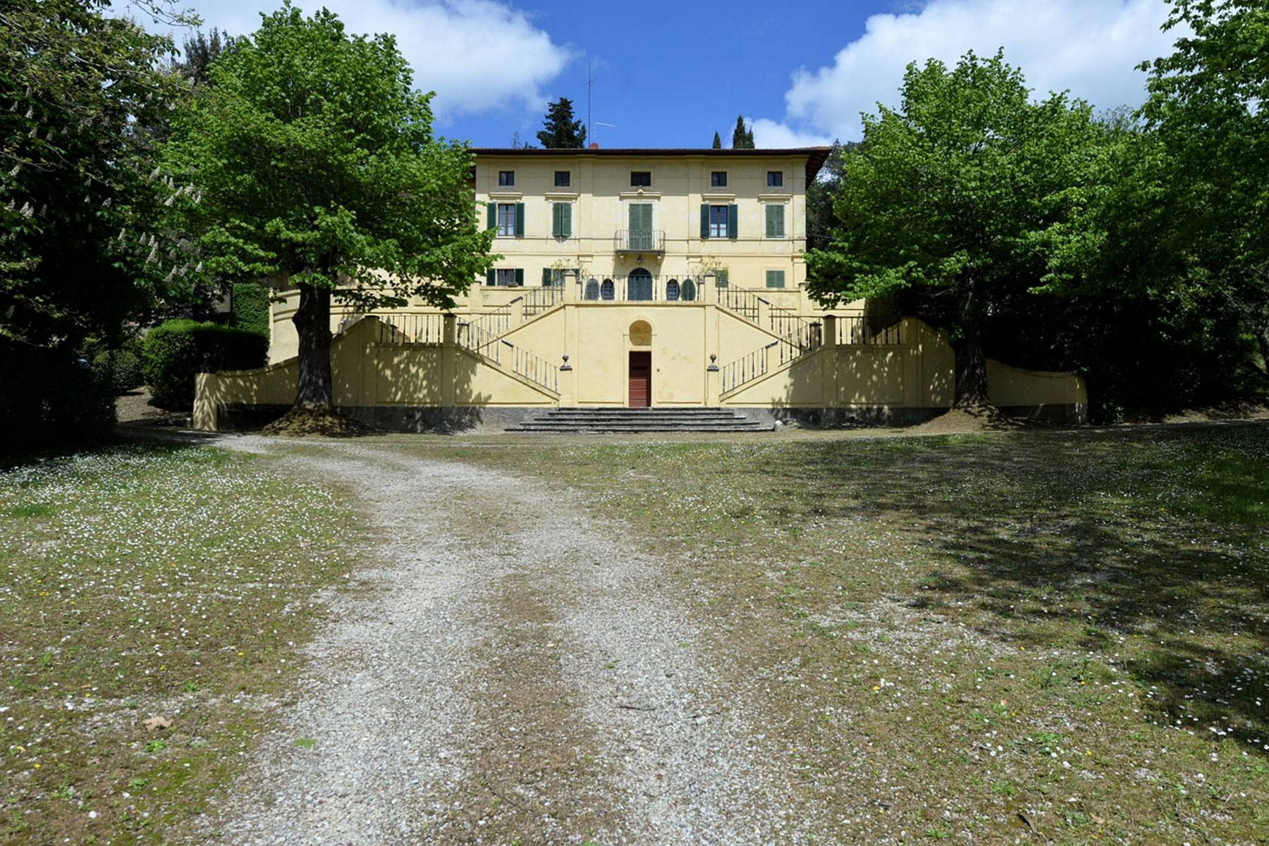 Villa aristocratique à vendre sur les collines de Sienne - 4
