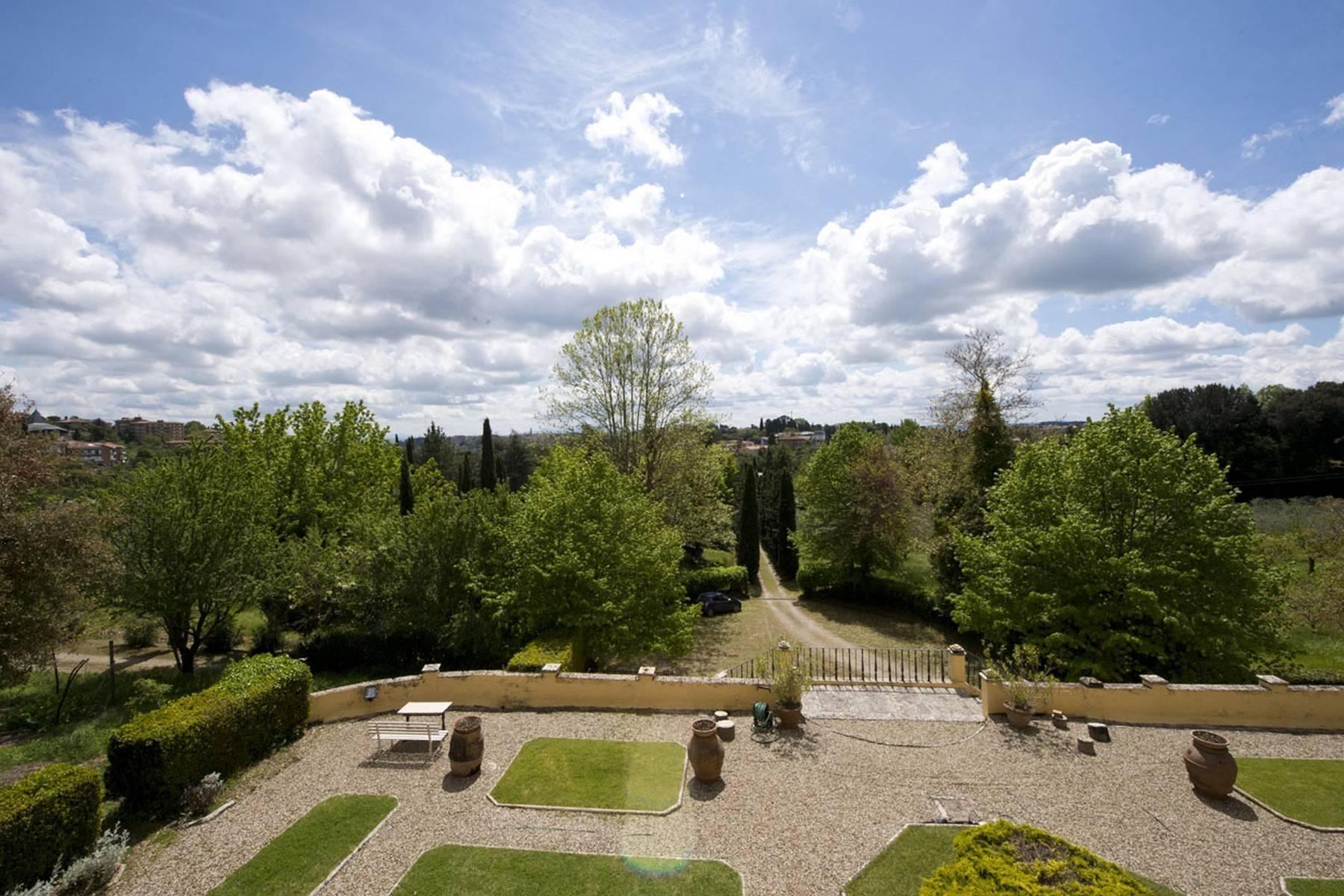 Villa aristocratique à vendre sur les collines de Sienne - 23