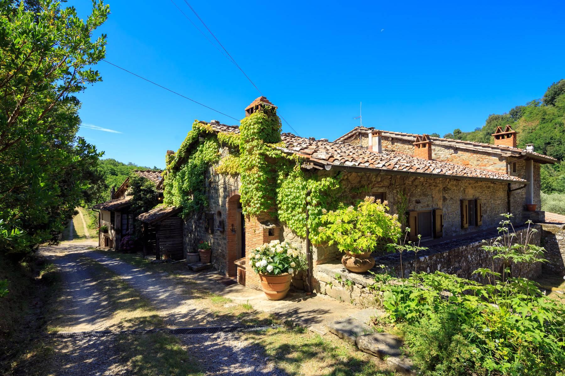 Beautiful Hamlet with an Ancient-Mill in the heart of the Arno Valley - 24