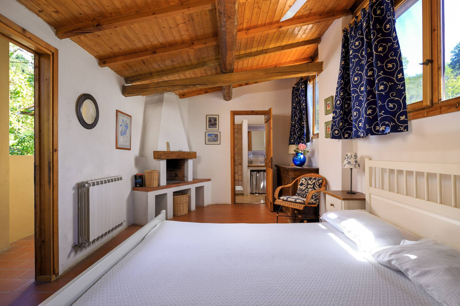 Beautiful Hamlet with an Ancient-Mill in the heart of the Arno Valley - 14