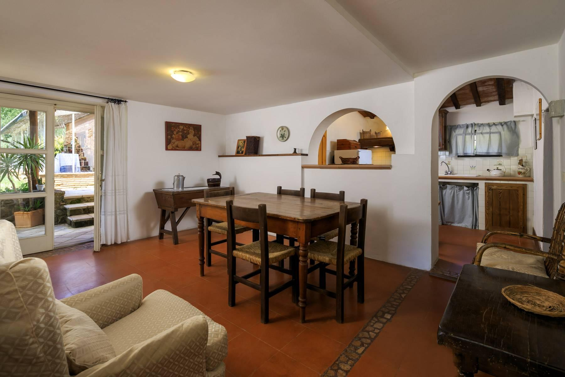 Beautiful Hamlet with an Ancient-Mill in the heart of the Arno Valley - 12