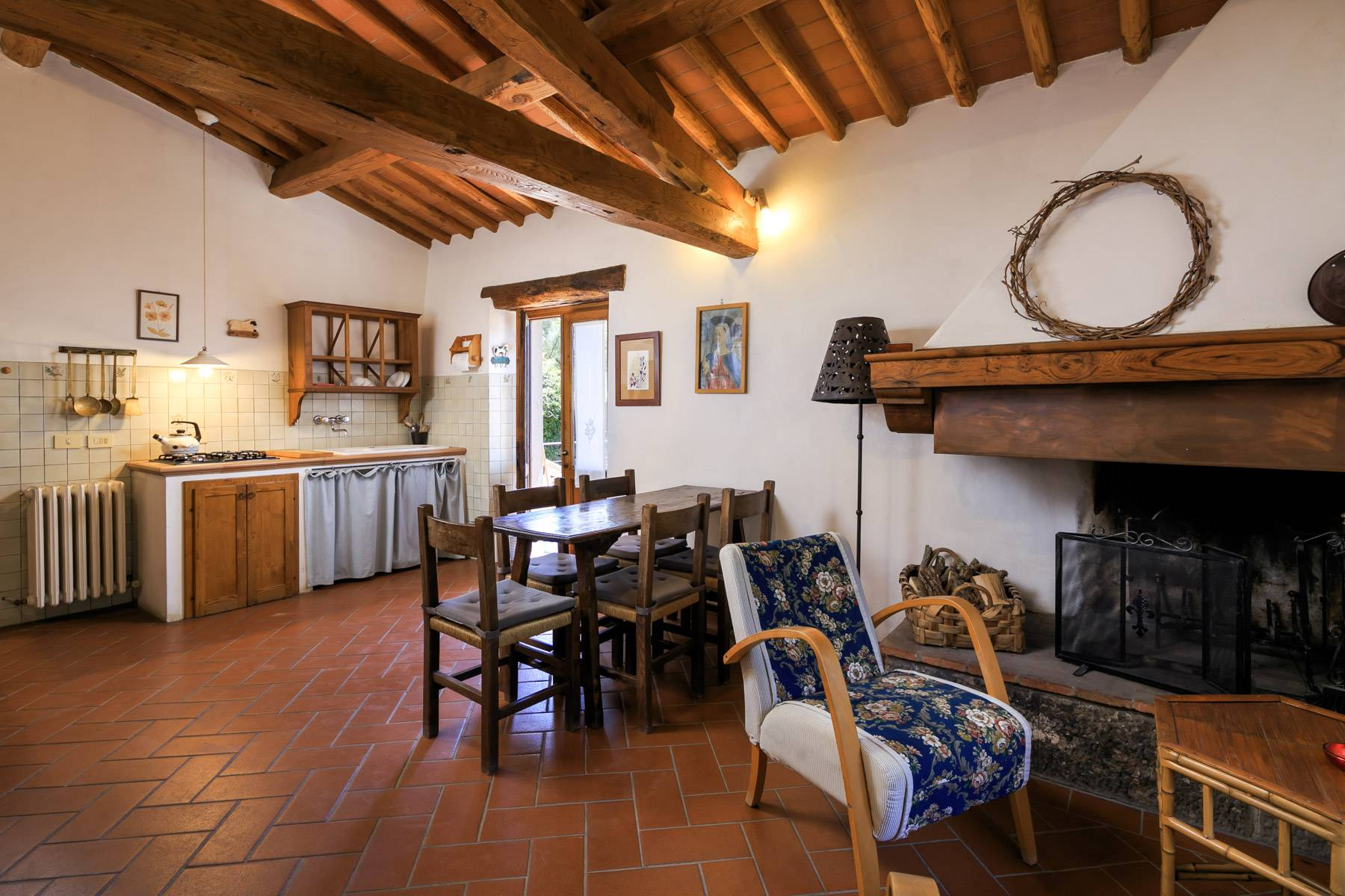 Beautiful Hamlet with an Ancient-Mill in the heart of the Arno Valley - 11