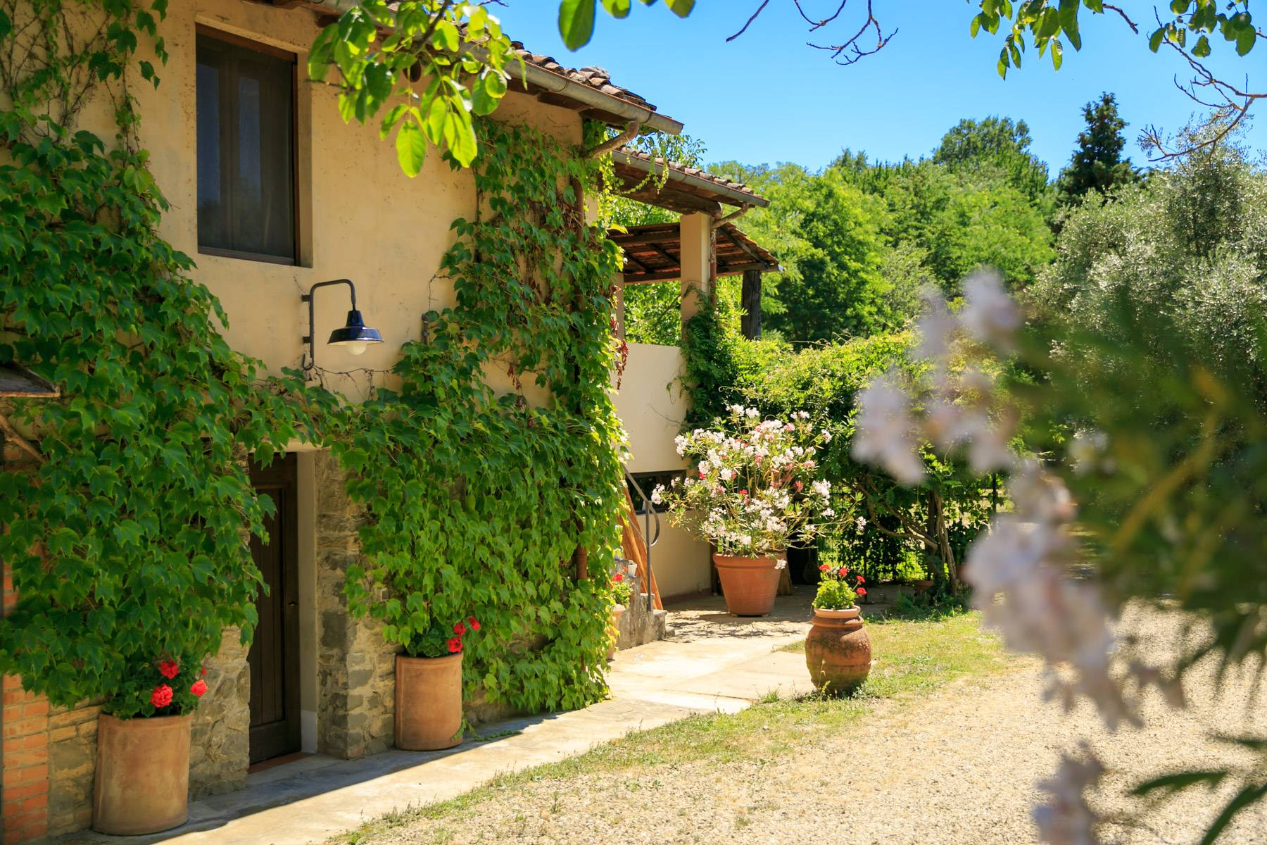 Beautiful Hamlet with an Ancient-Mill in the heart of the Arno Valley - 4
