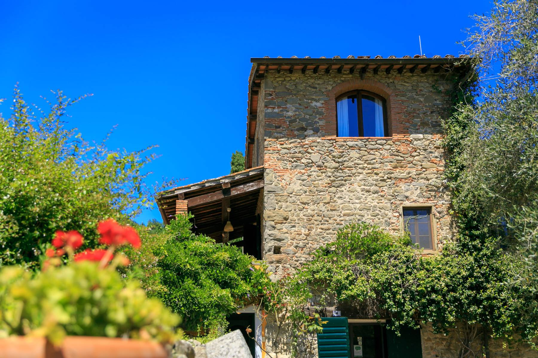 Beautiful Hamlet with an Ancient-Mill in the heart of the Arno Valley - 22