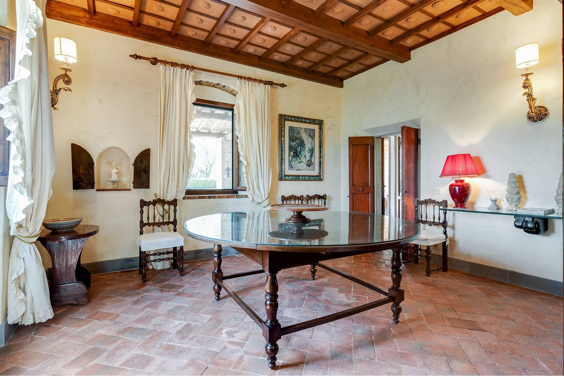 Romantic country house near Florence - 11