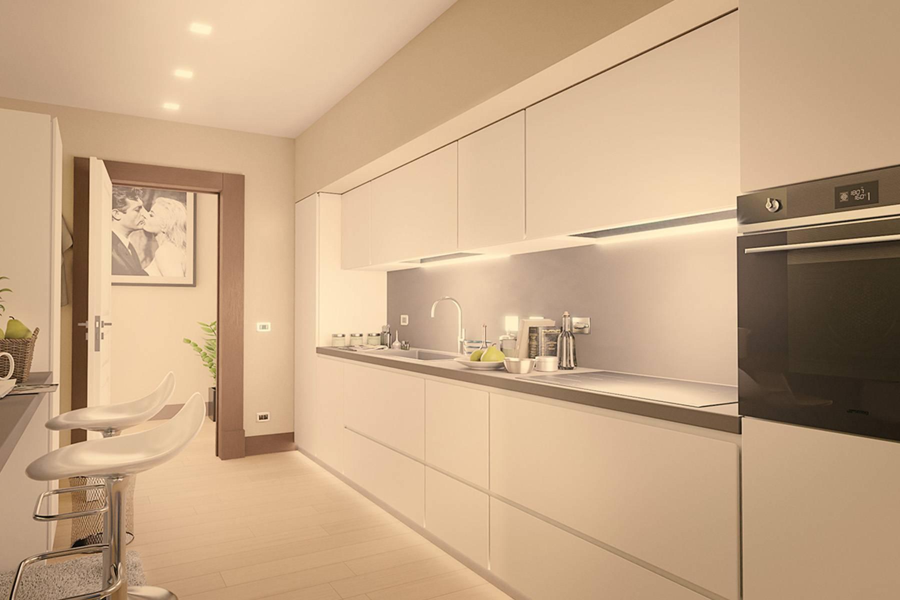 Spanish Steps luxury apartment - 8