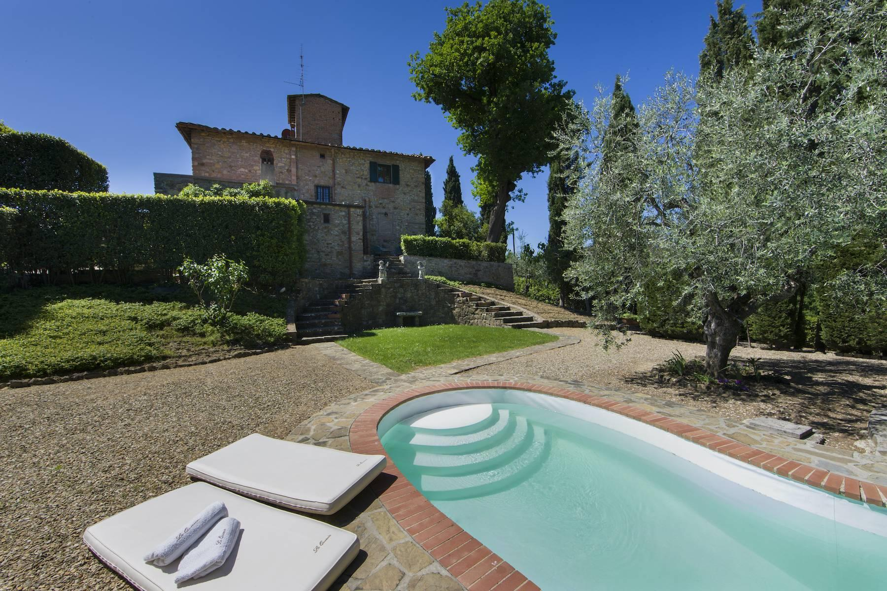 Romantic country house near Florence - 2
