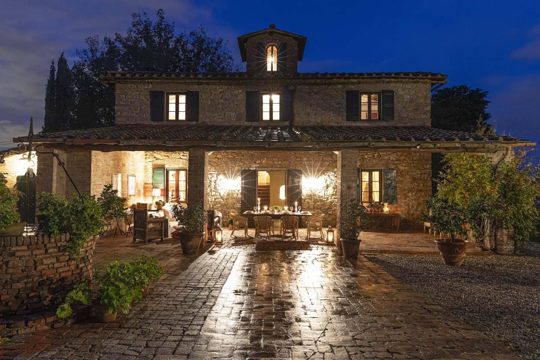 Romantic country house near Florence - 1