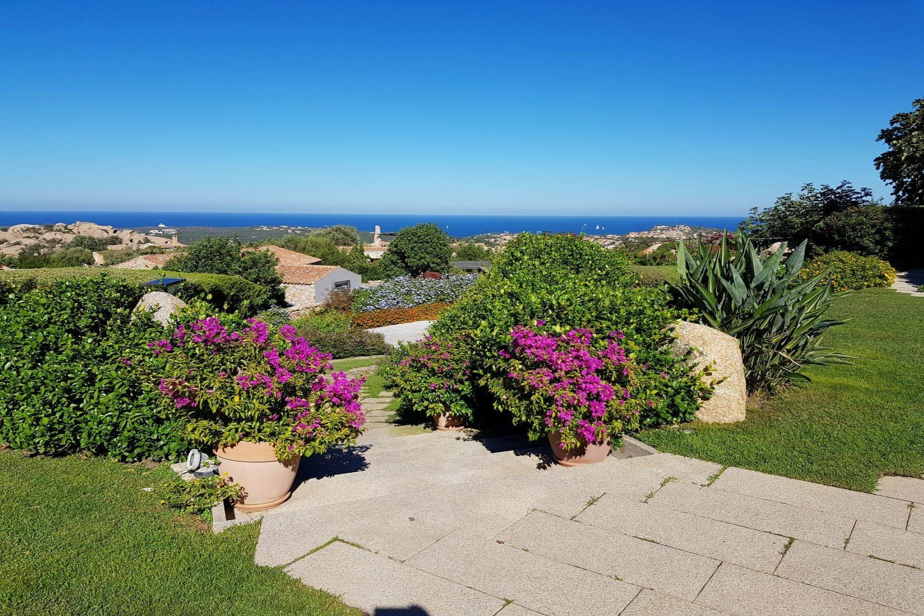 Exclusive property with stunning sea views overlooking the Costa Smeralda - 18