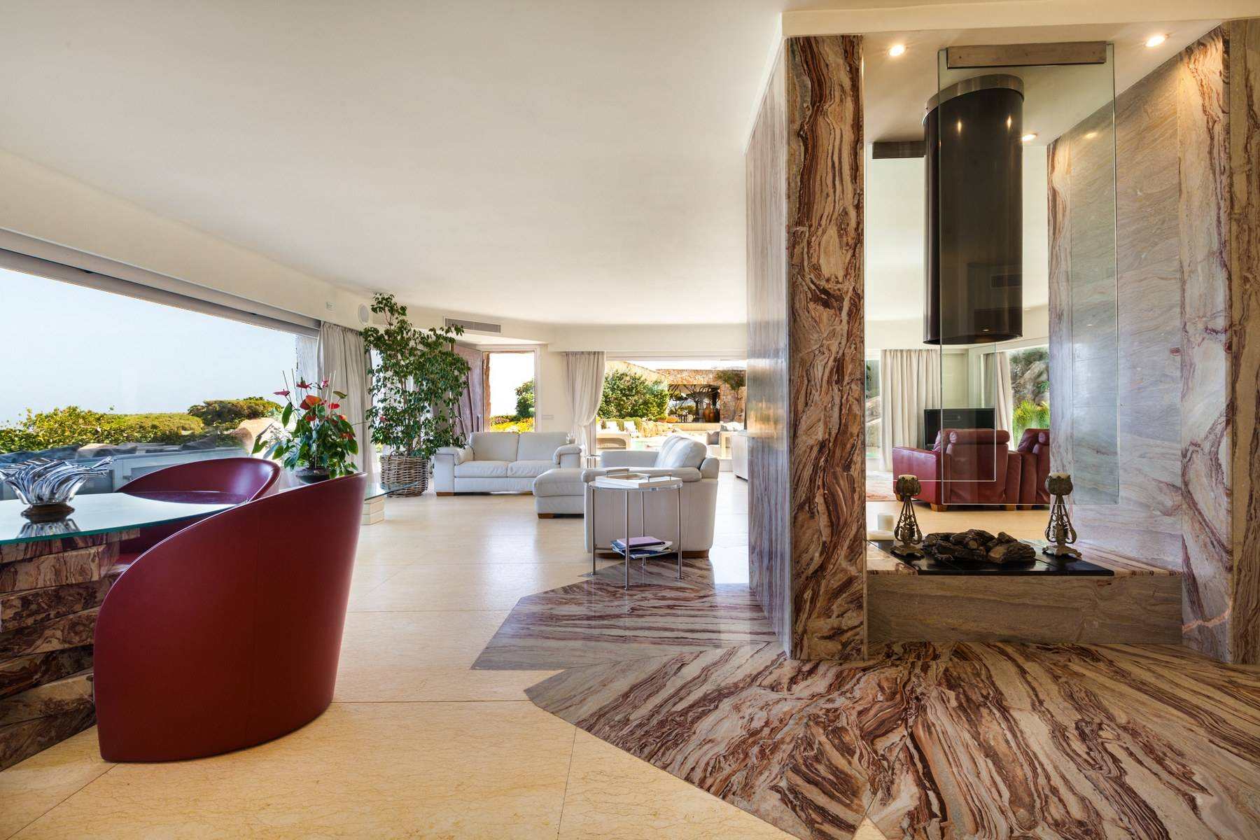 Exclusive property with stunning sea views overlooking the Costa Smeralda - 22