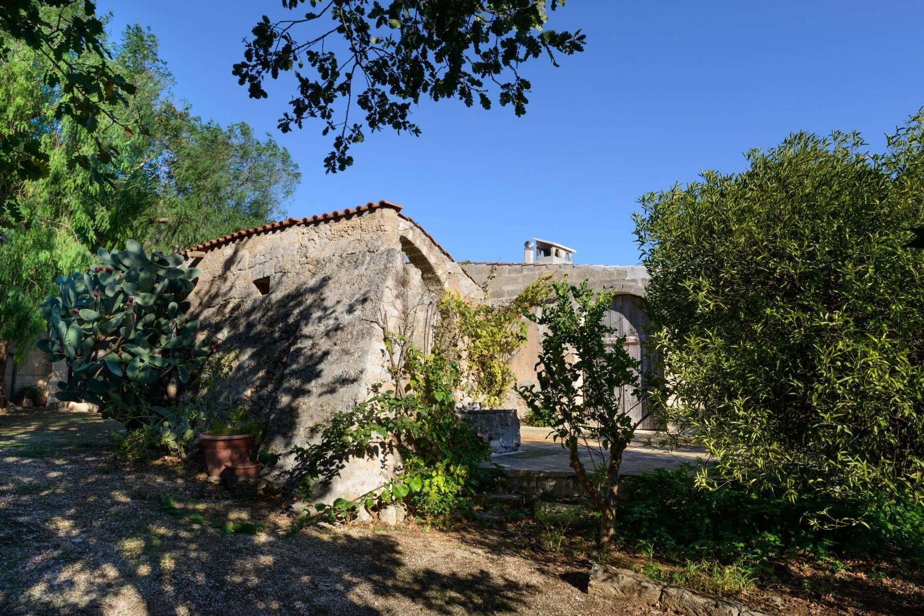坐落于著名的Masseria Caracciolo住宅区内的优雅别墅 - 5