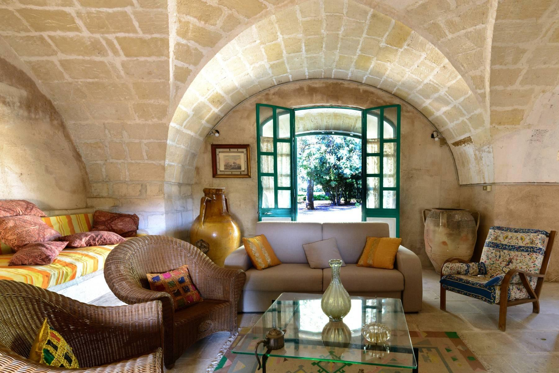 Luxury farmhouse in the heart of Salento - 27