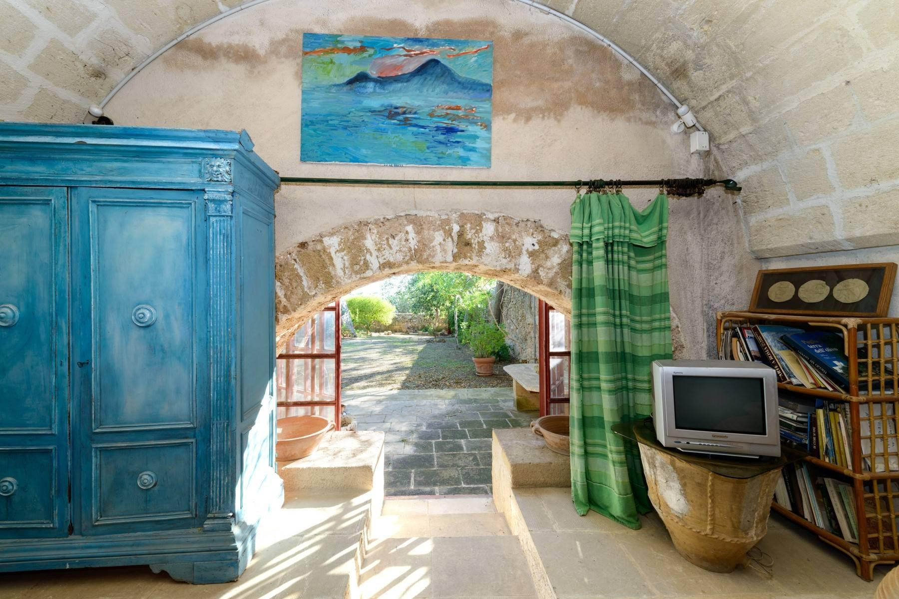 Luxury farmhouse in the heart of Salento - 28