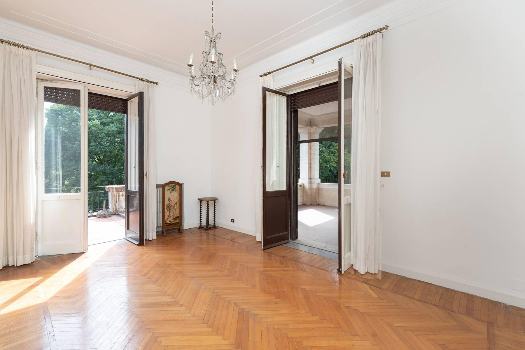 Elegant classical  Villa in the heart of Rome's archaeological ruins - 24