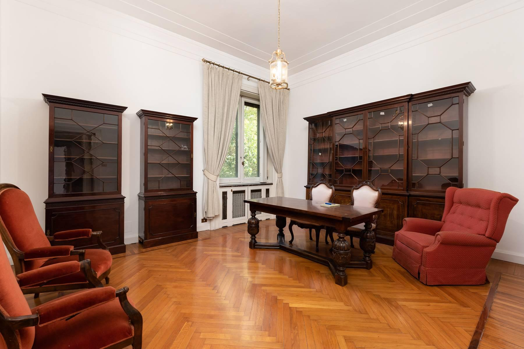 Elegant classical  Villa in the heart of Rome's archaeological ruins - 25