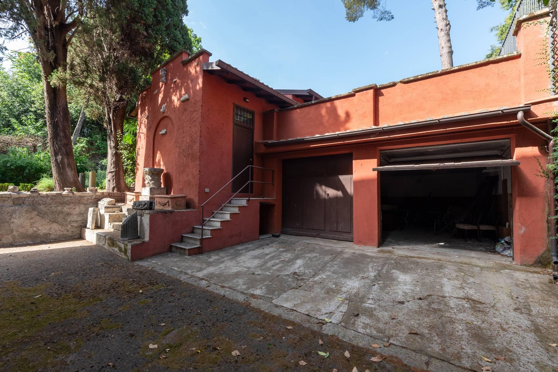 Elegant classical  Villa in the heart of Rome's archaeological ruins - 27