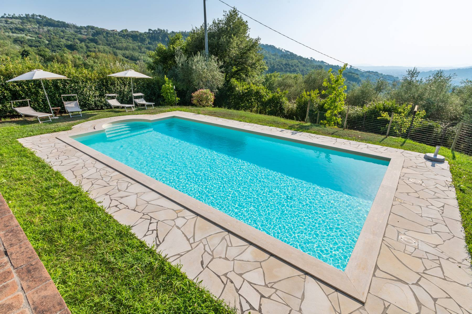Delightful country house with pool on the tuscan hills - 3