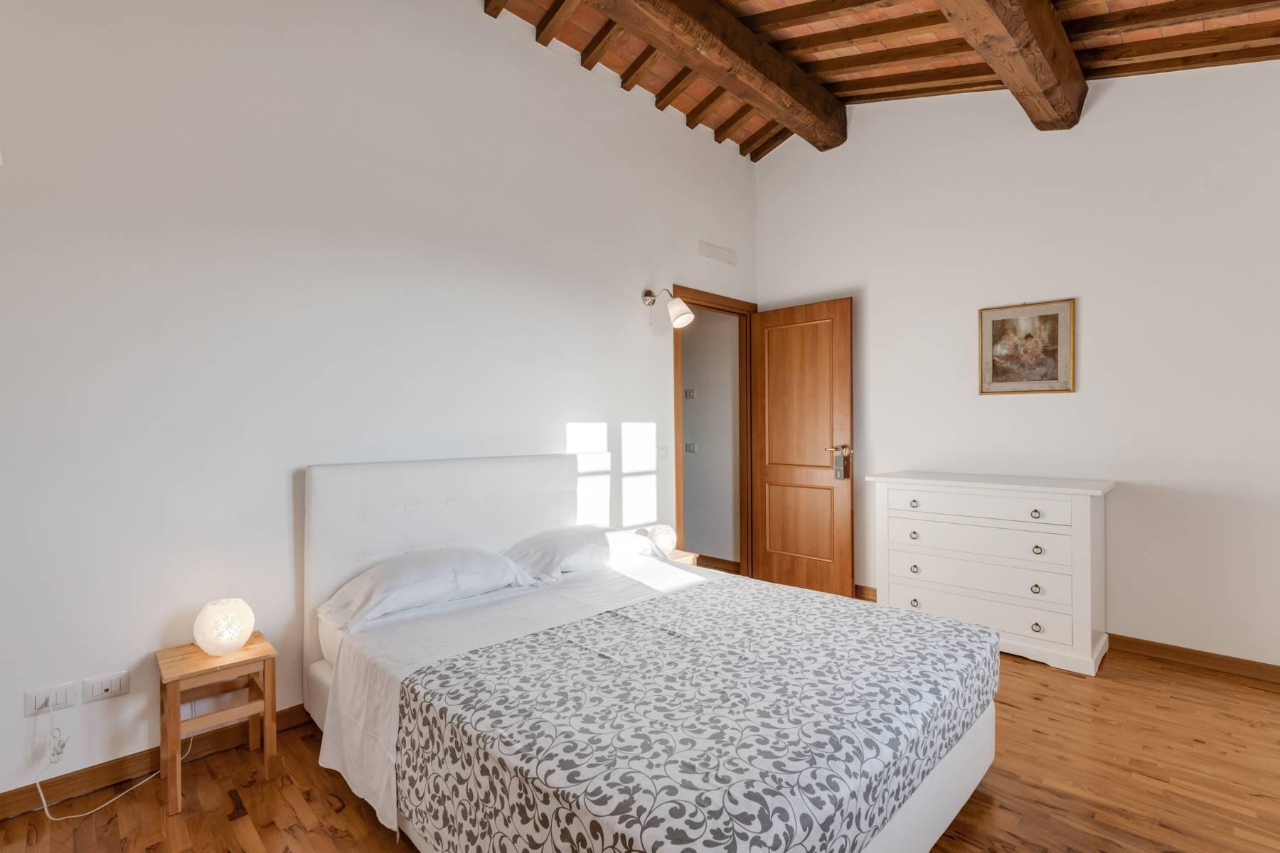 Charmante maison de campagne avec piscine sur les collines toscanes - 18