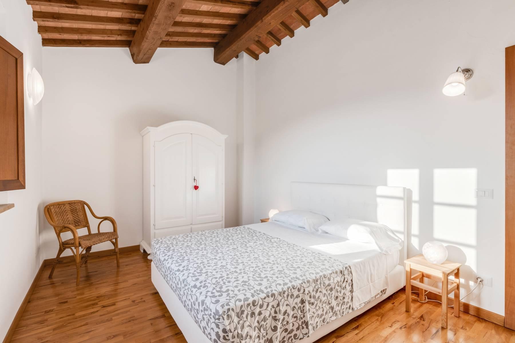 Charmante maison de campagne avec piscine sur les collines toscanes - 9