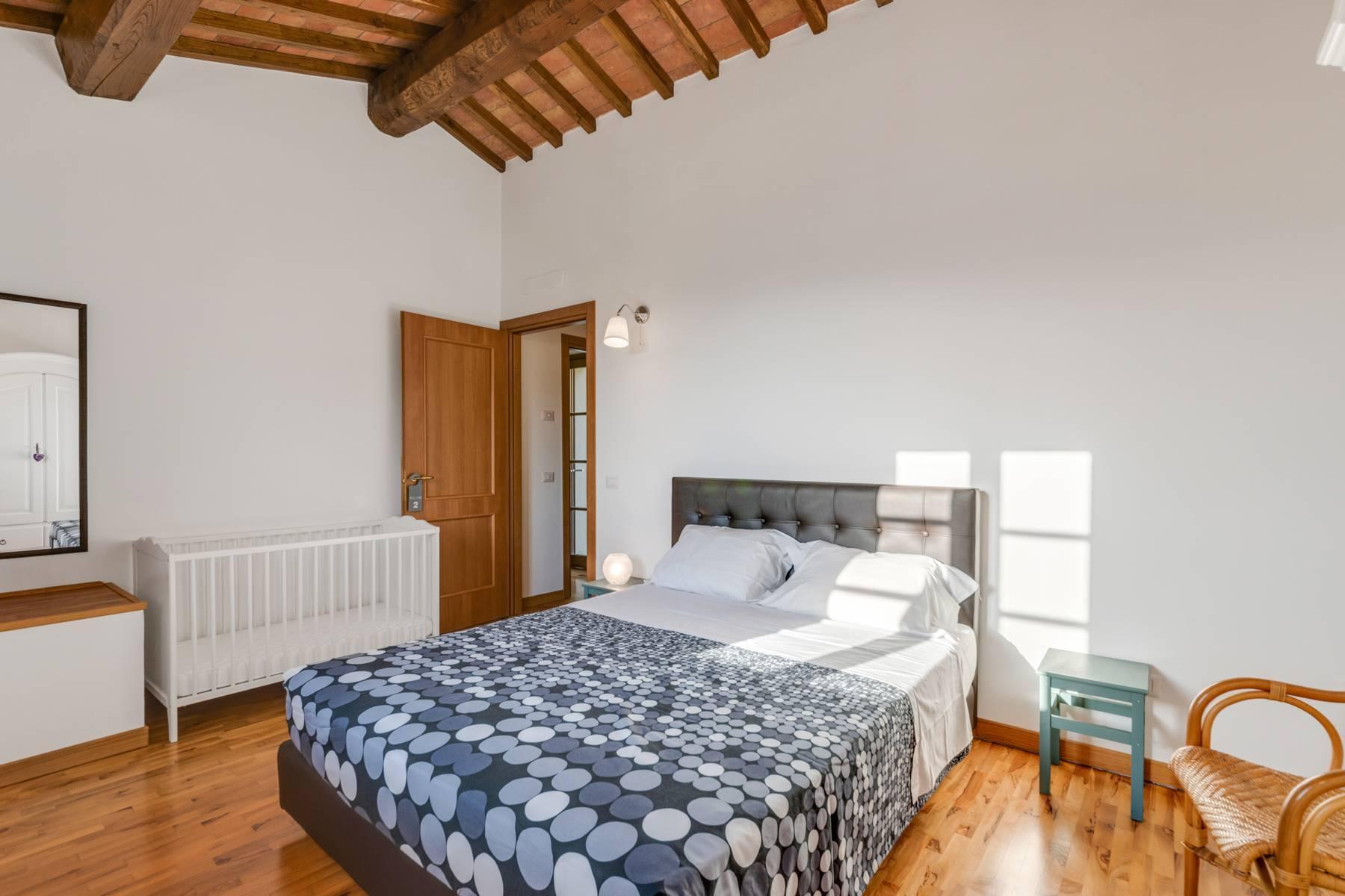 Charmante maison de campagne avec piscine sur les collines toscanes - 10