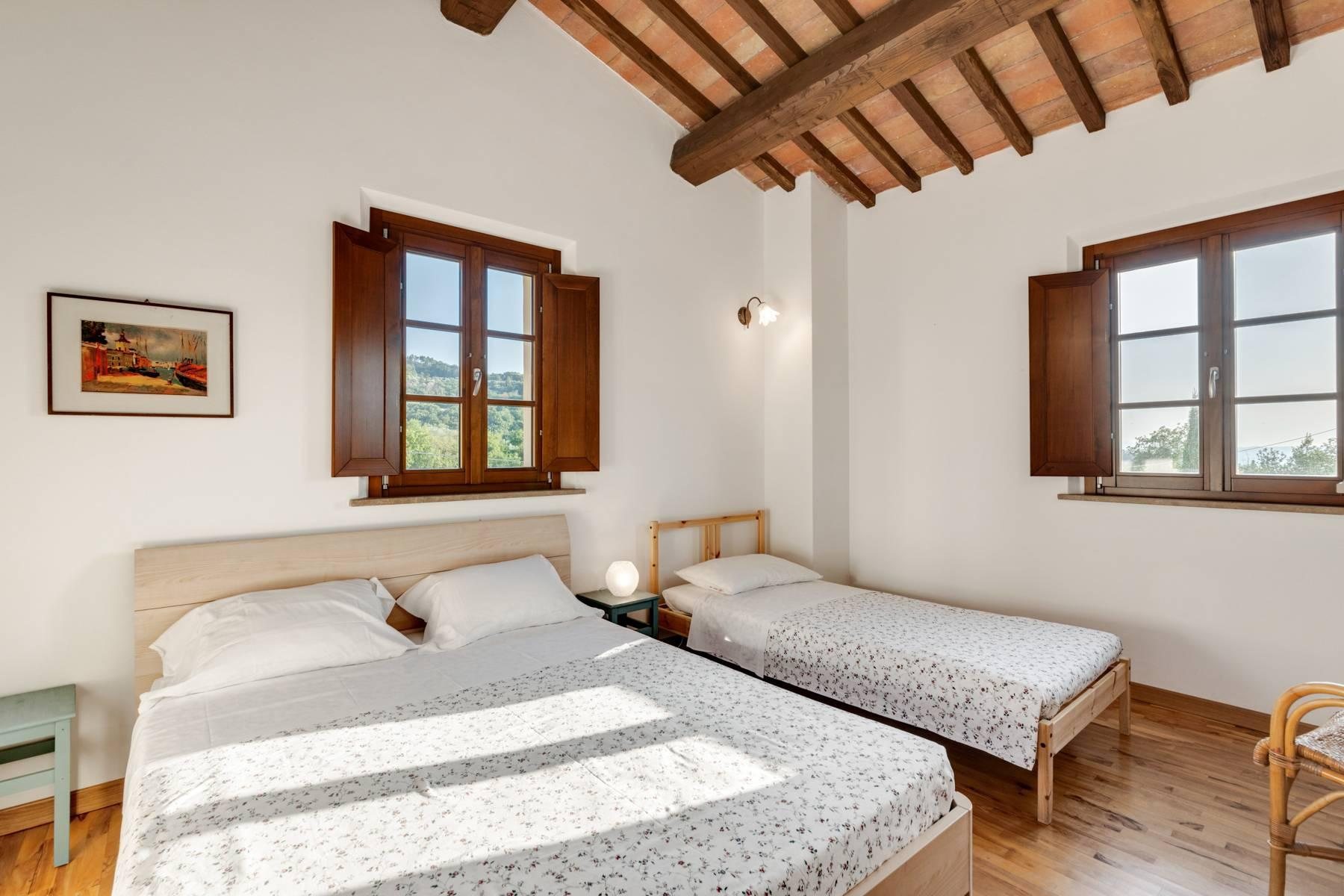 Charmante maison de campagne avec piscine sur les collines toscanes - 20