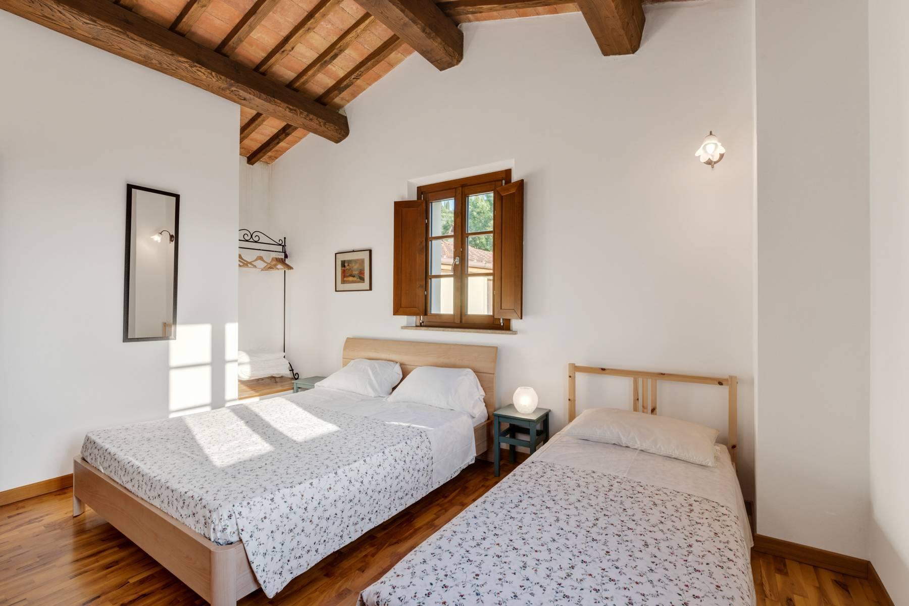 Charmante maison de campagne avec piscine sur les collines toscanes - 13