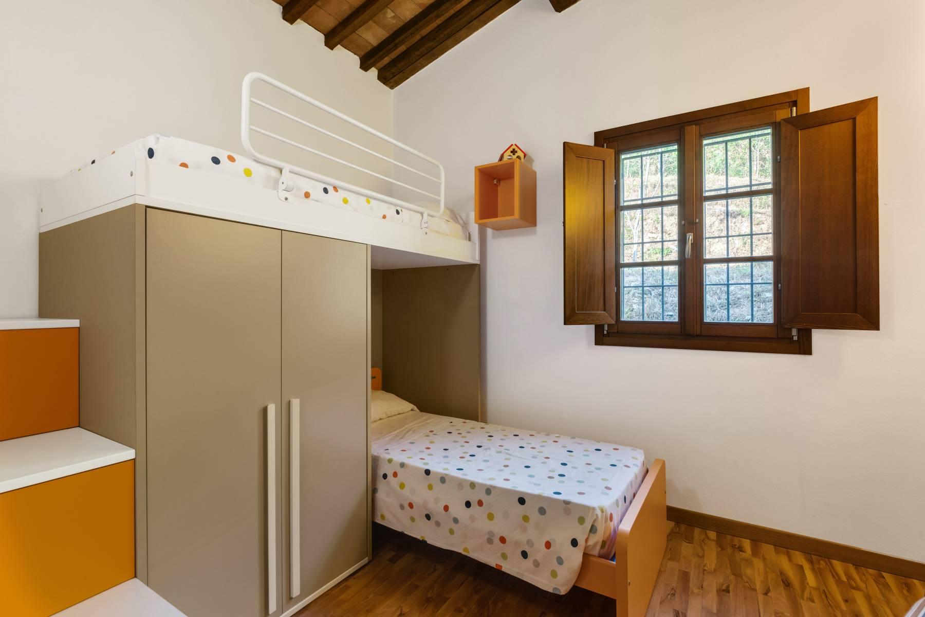Charmante maison de campagne avec piscine sur les collines toscanes - 22