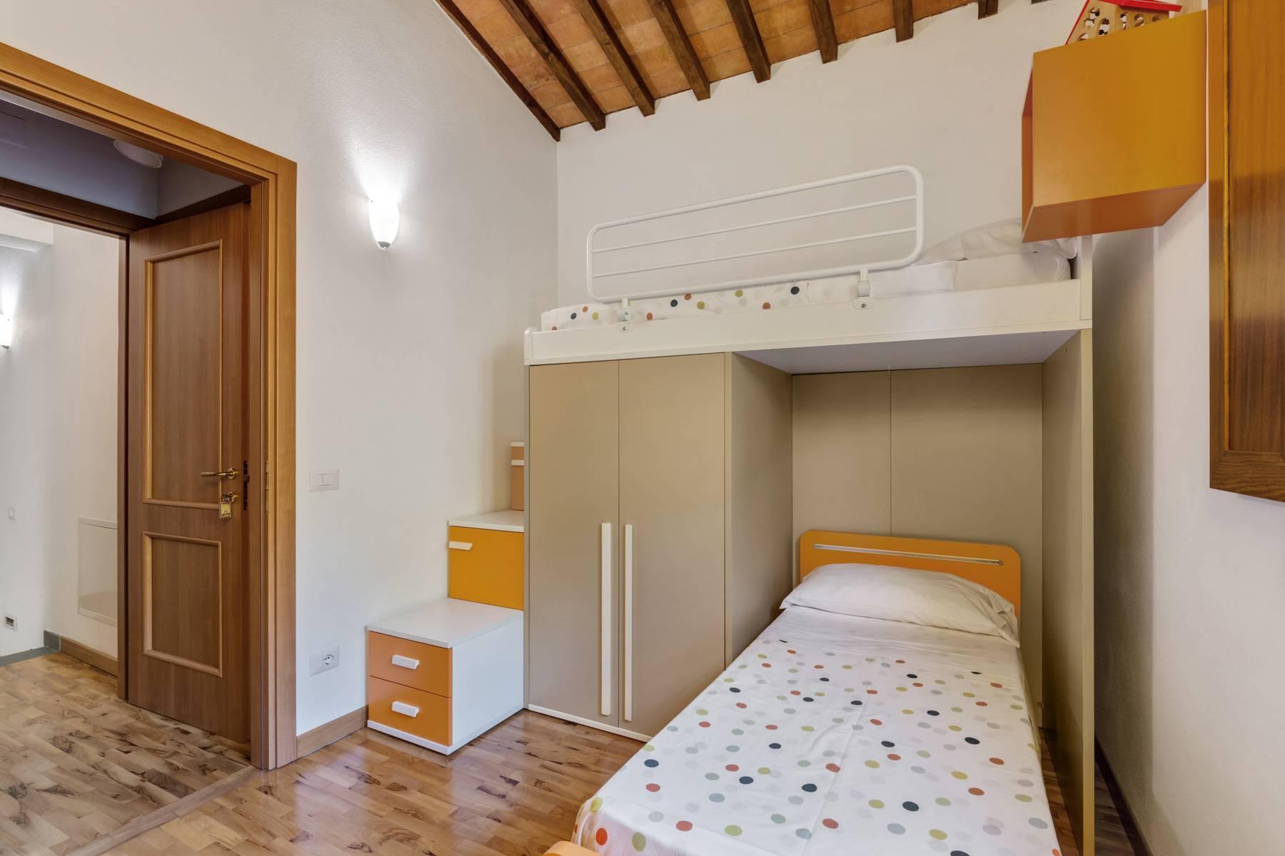 Charmante maison de campagne avec piscine sur les collines toscanes - 23