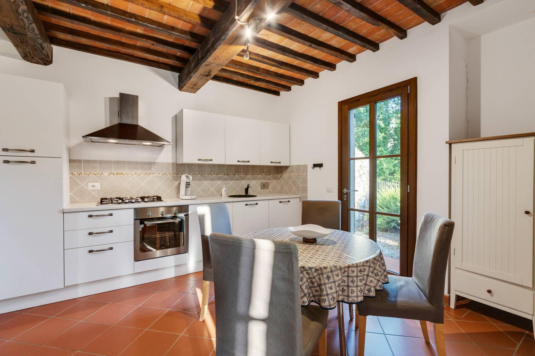 Charmante maison de campagne avec piscine sur les collines toscanes - 11