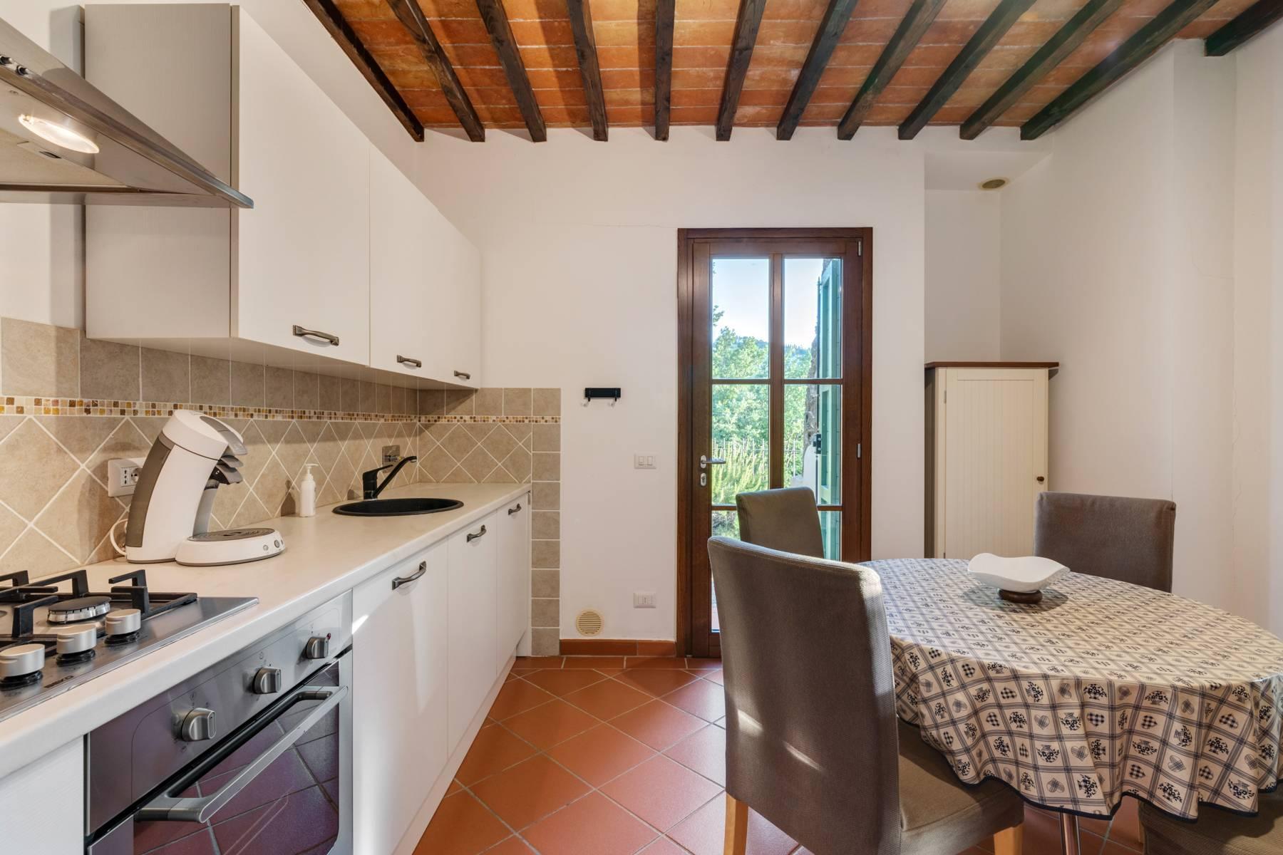 Charmante maison de campagne avec piscine sur les collines toscanes - 24