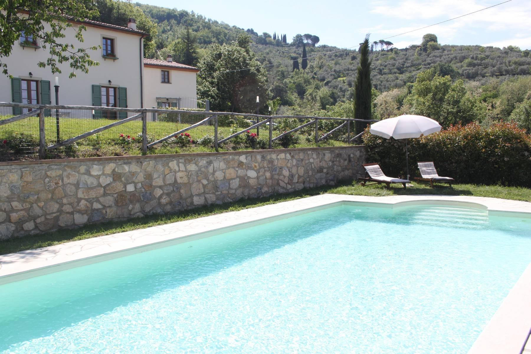 Delightful country house with pool on the tuscan hills - 1