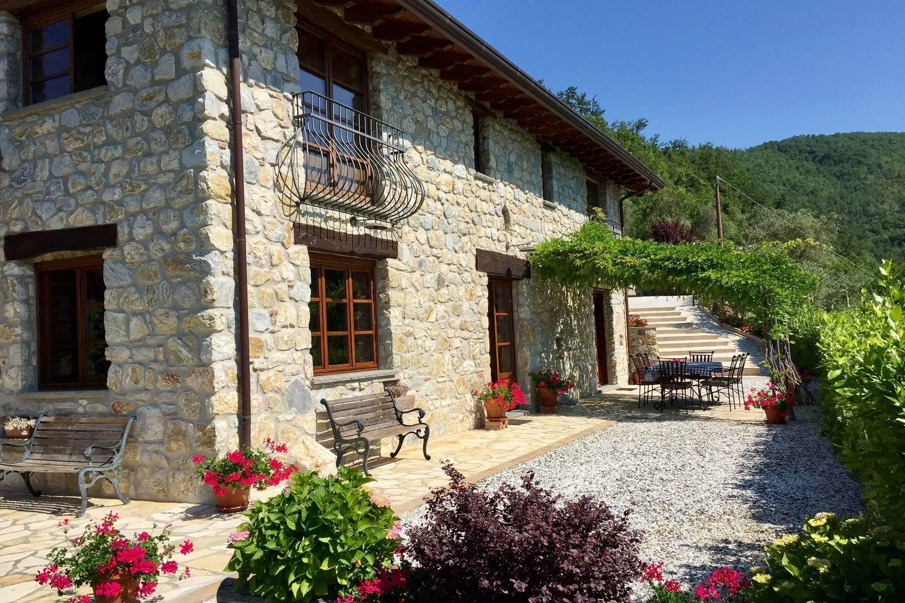 Delightful country house on the Lunigiana's hills - 1