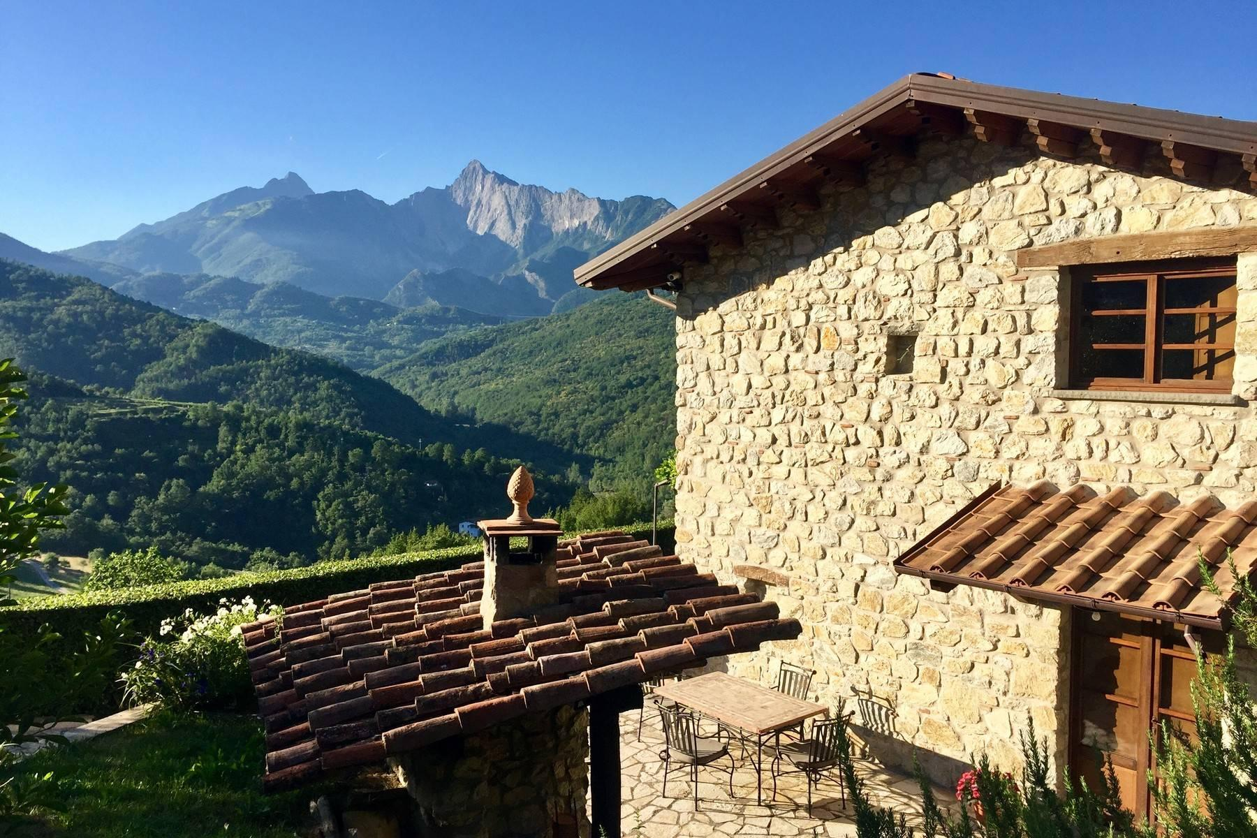 Delightful country house on the Lunigiana's hills - 16