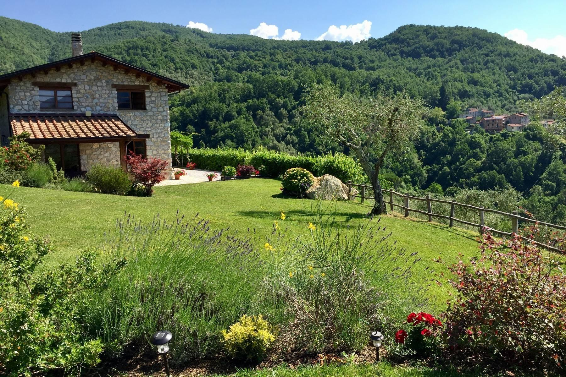 Delightful country house on the Lunigiana's hills - 17