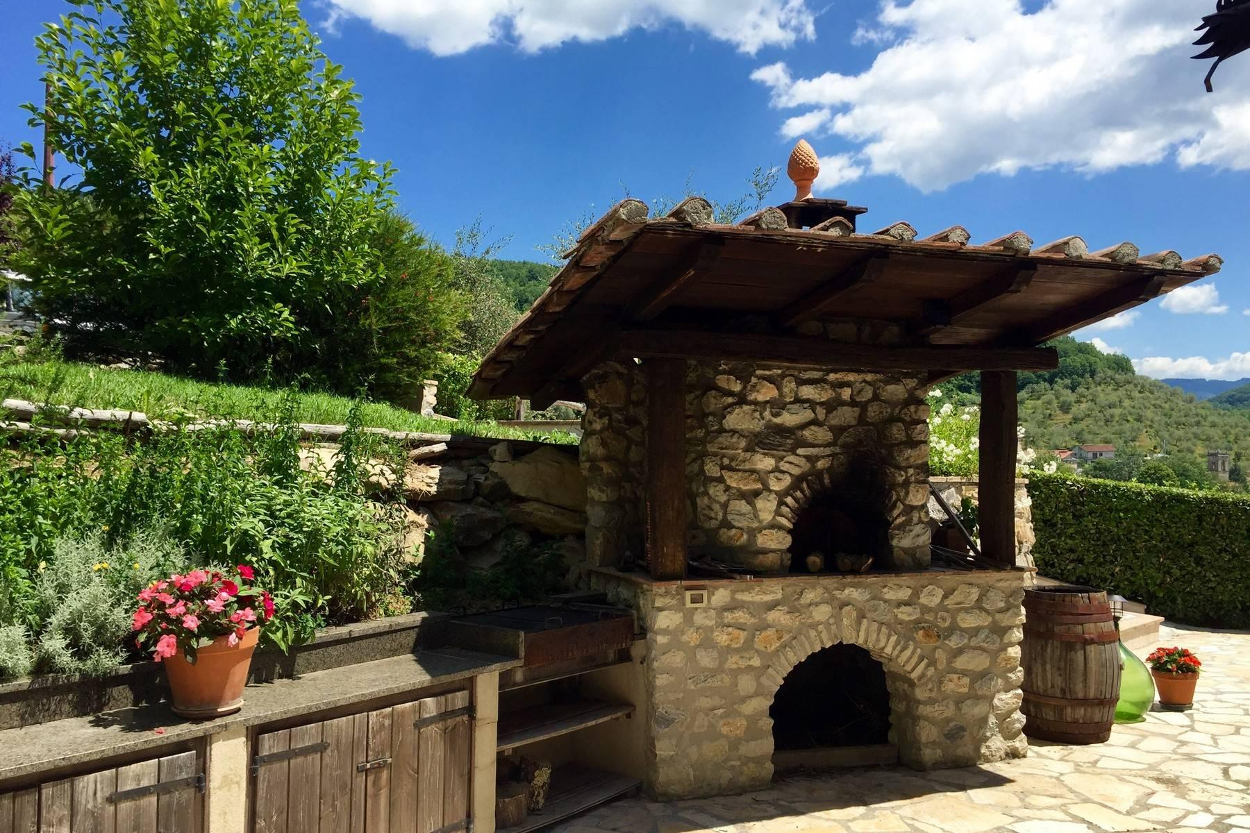 Delightful country house on the Lunigiana's hills - 22