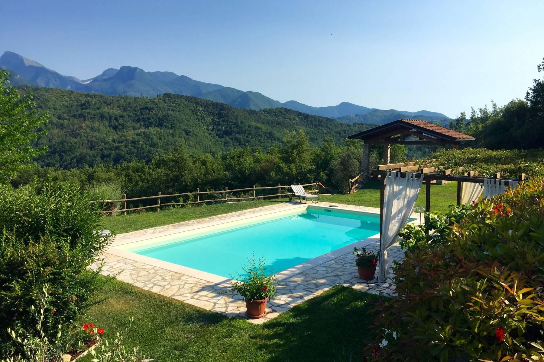 Delightful country house on the Lunigiana's hills - 24