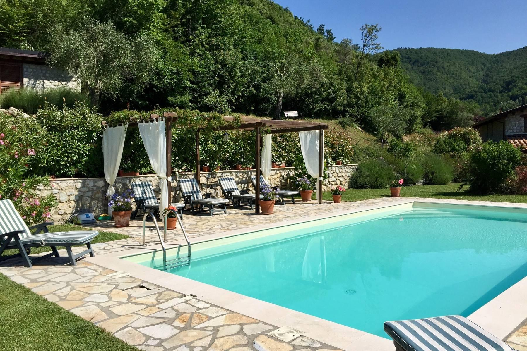 Delightful country house on the Lunigiana's hills - 25