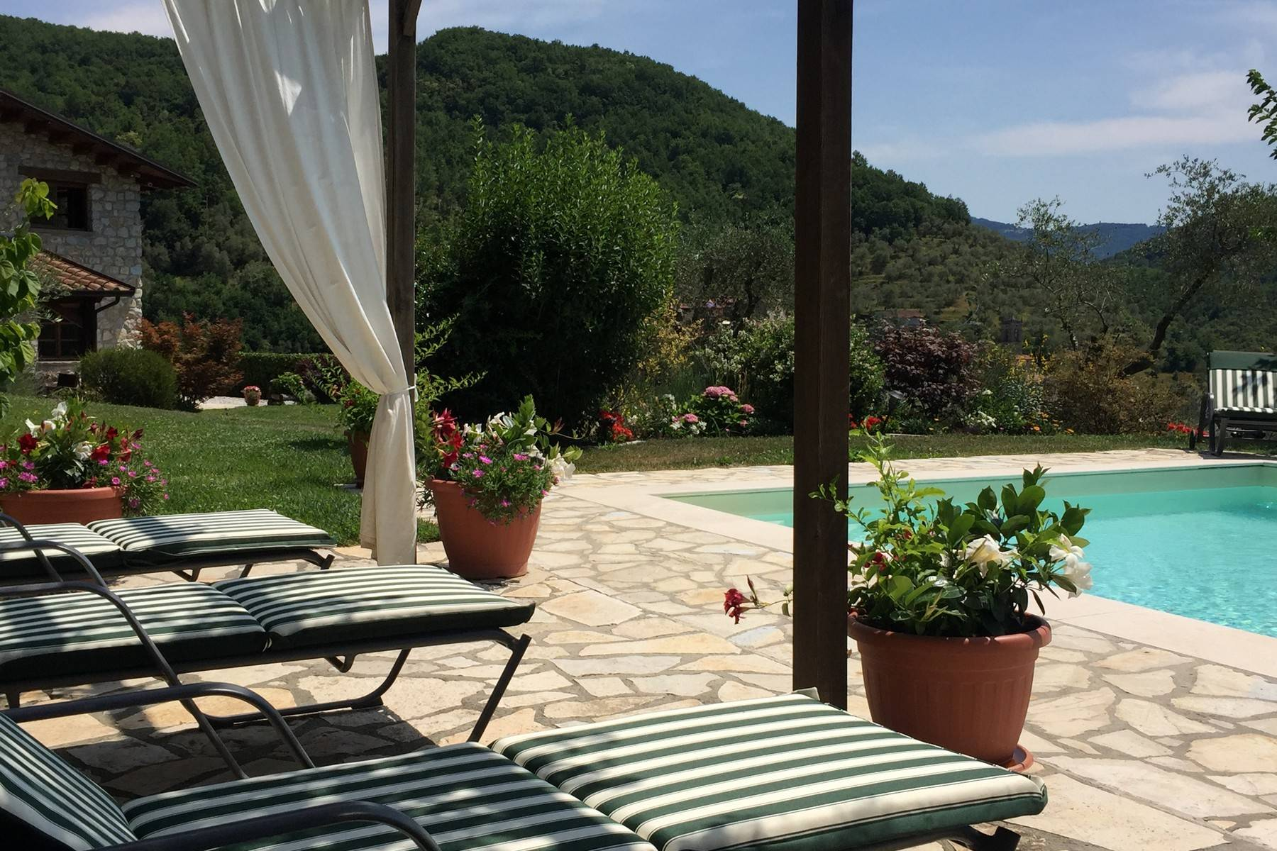 Delightful country house on the Lunigiana's hills - 26
