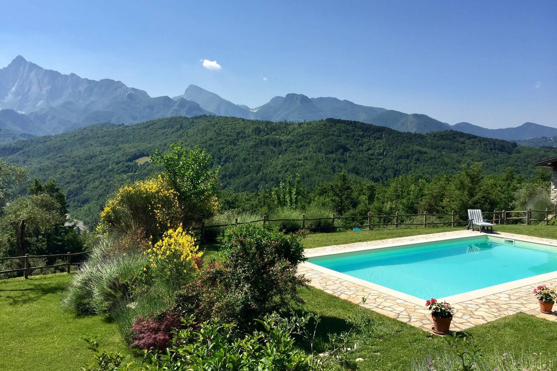 Delightful country house on the Lunigiana's hills - 29