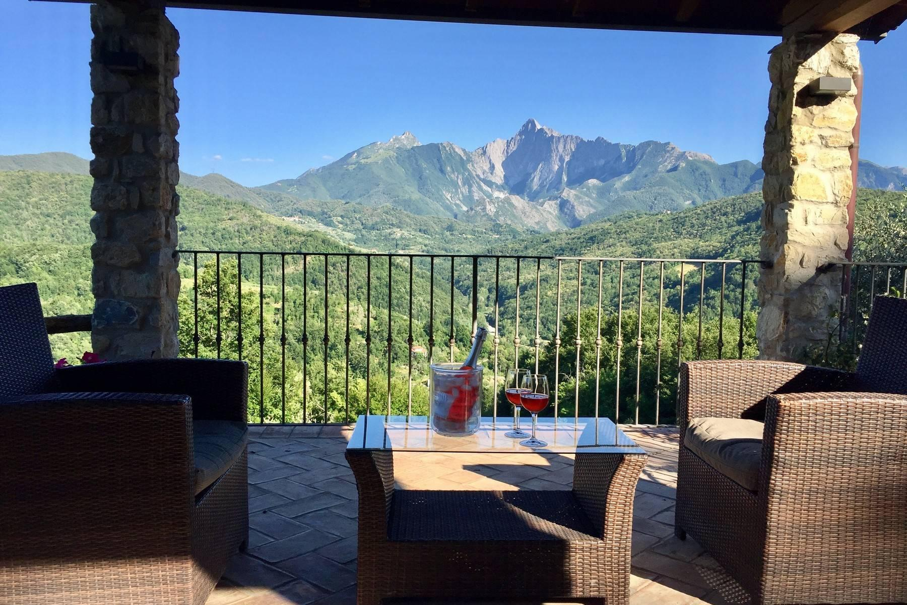 Delightful country house on the Lunigiana's hills - 13