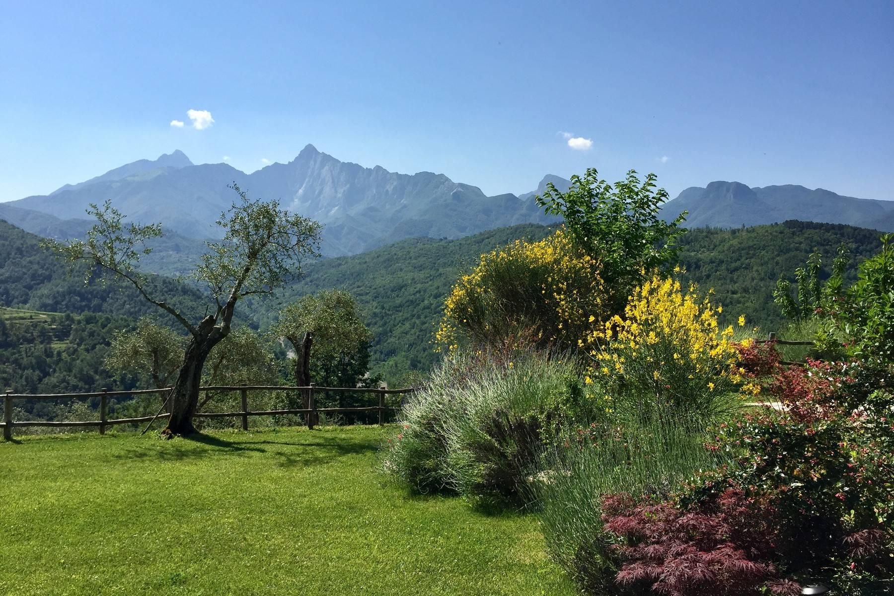 Delightful country house on the Lunigiana's hills - 30