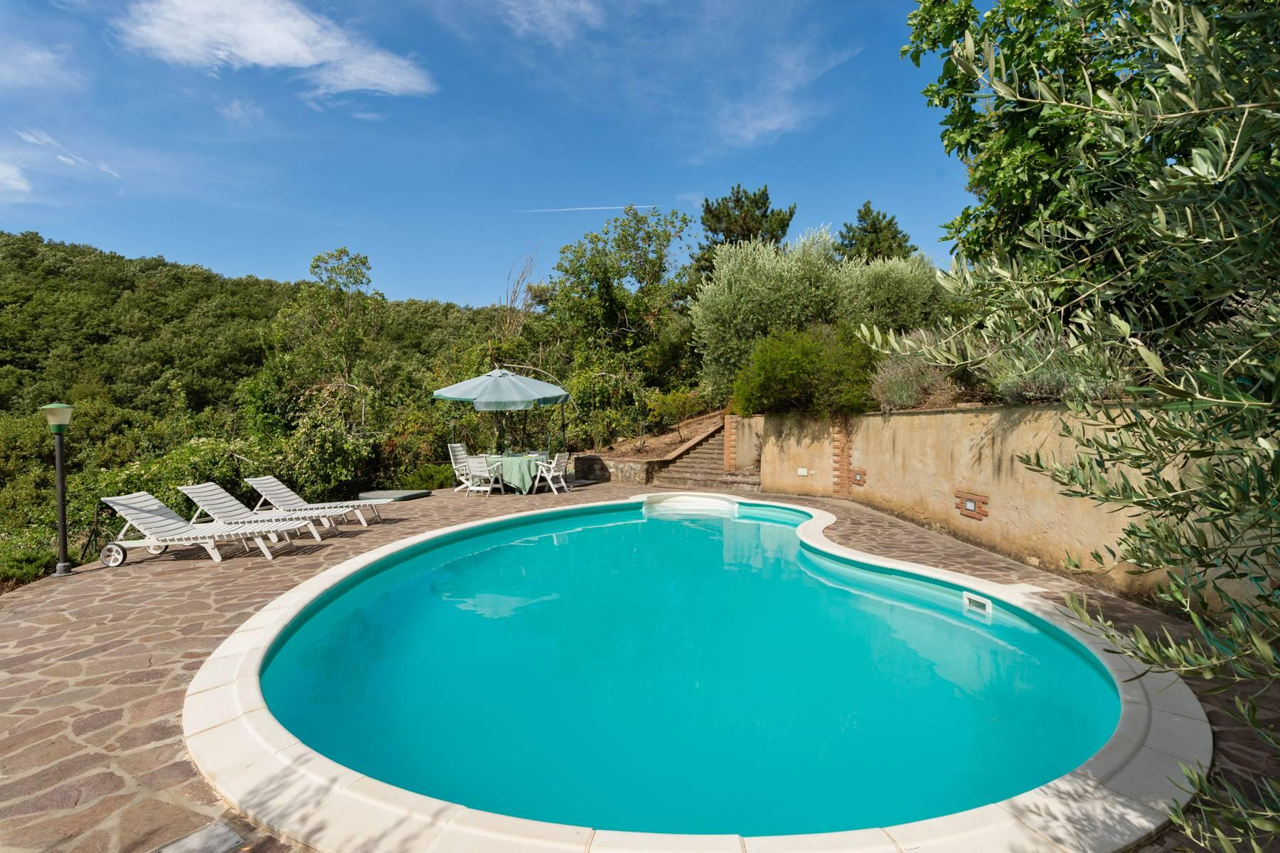 Beautiful XVII century stone farmhouse with pool and panoramic view in Orvieto - 22