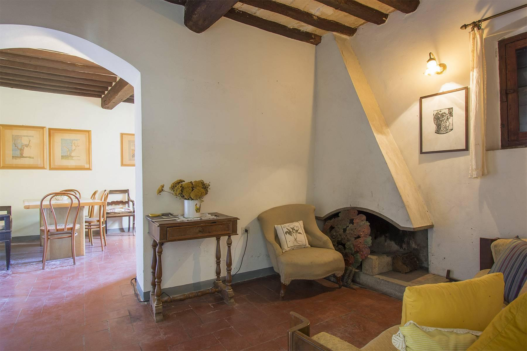 Charming farmhouse with a Xth century parish church in the Pistoia countryside - 12