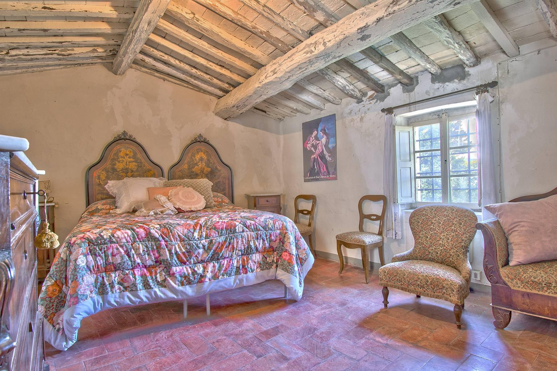 Charming farmhouse with a Xth century parish church in the Pistoia countryside - 16