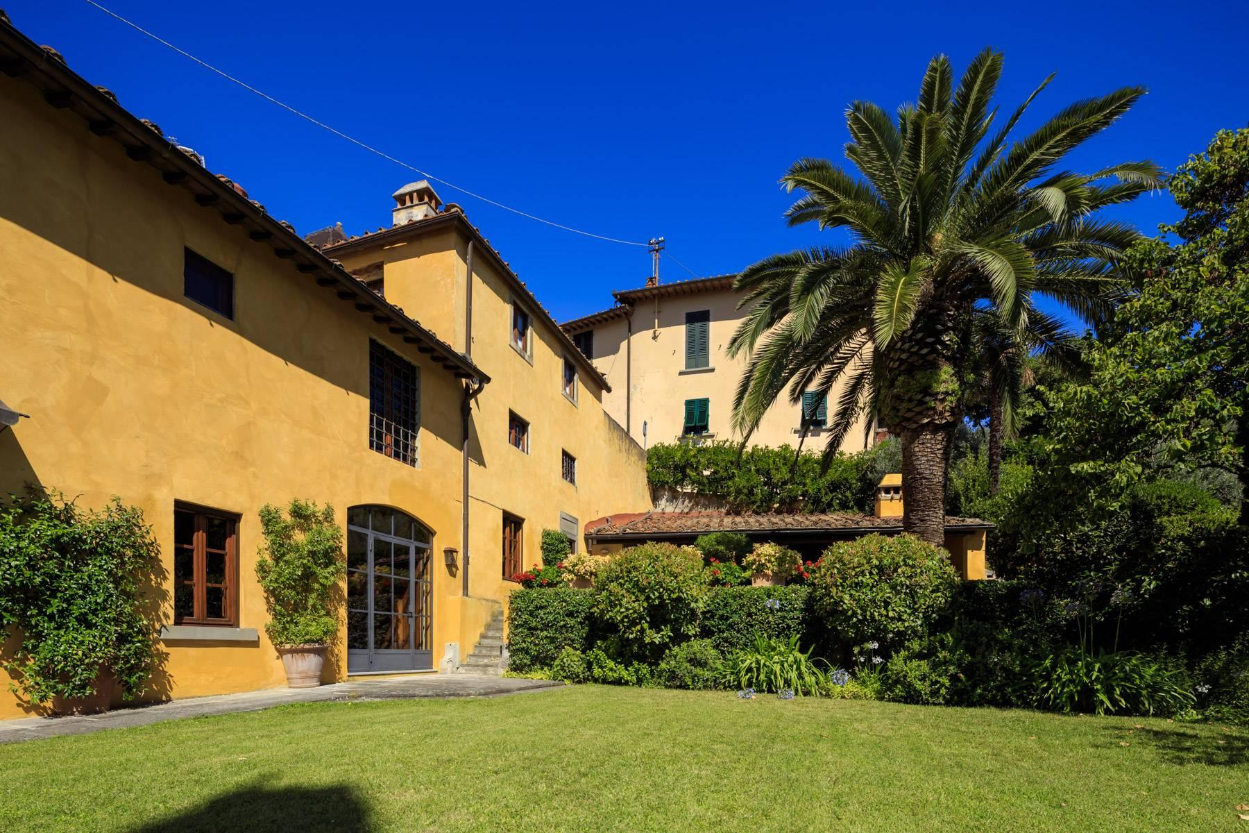 Beautiful villa with heated pool between Florence and Fiesole - 3