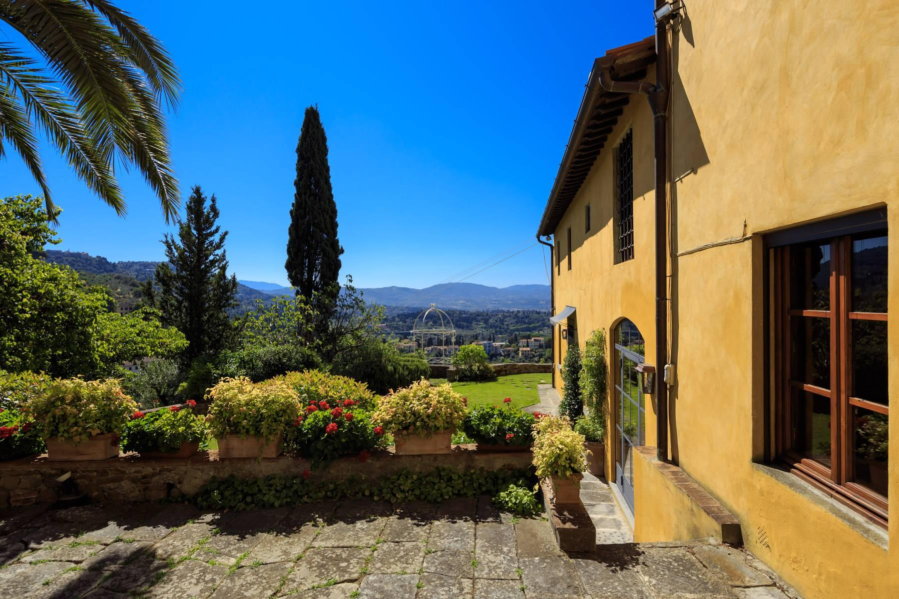 Beautiful villa with heated pool between Florence and Fiesole - 8