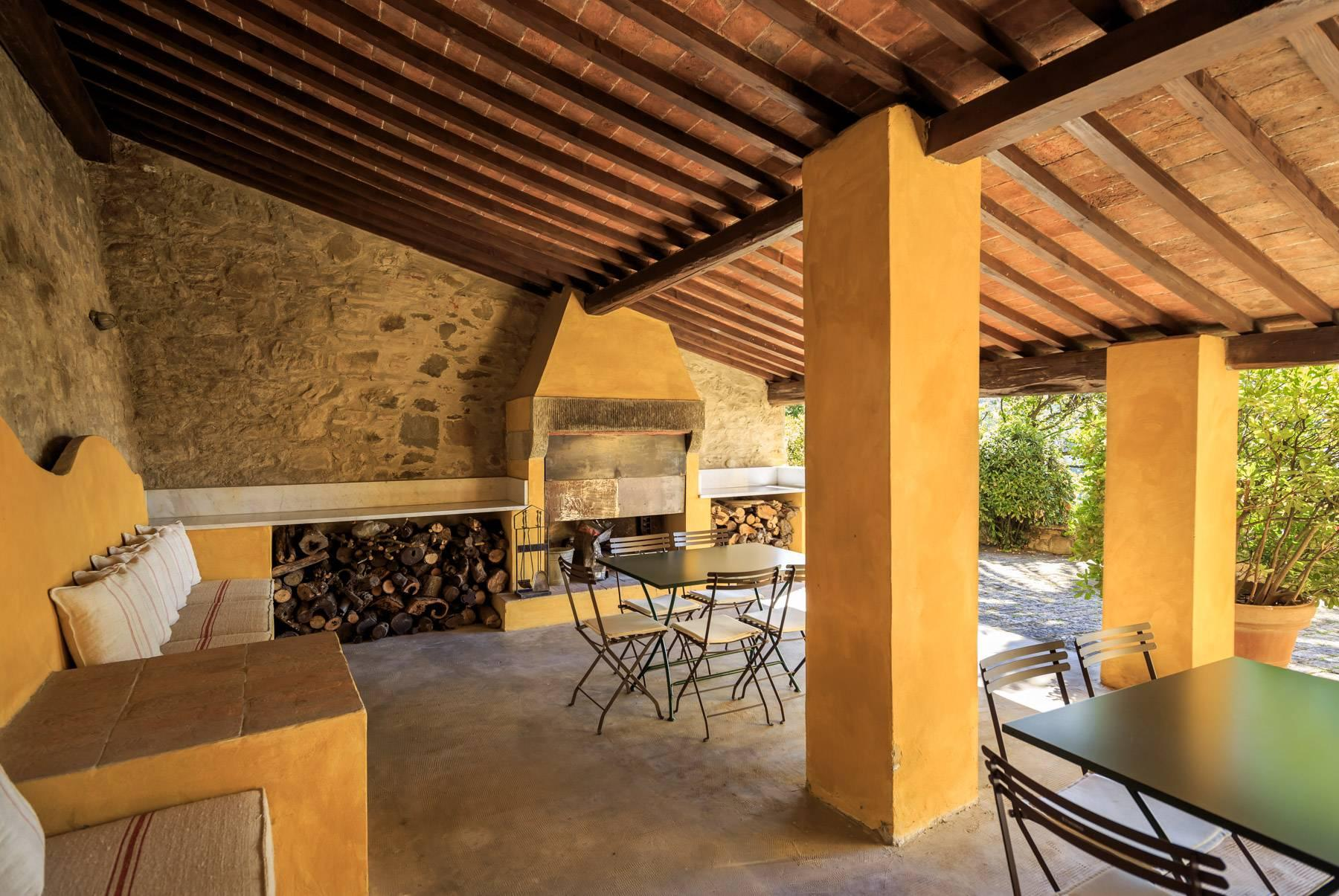 Beautiful villa with heated pool between Florence and Fiesole - 15