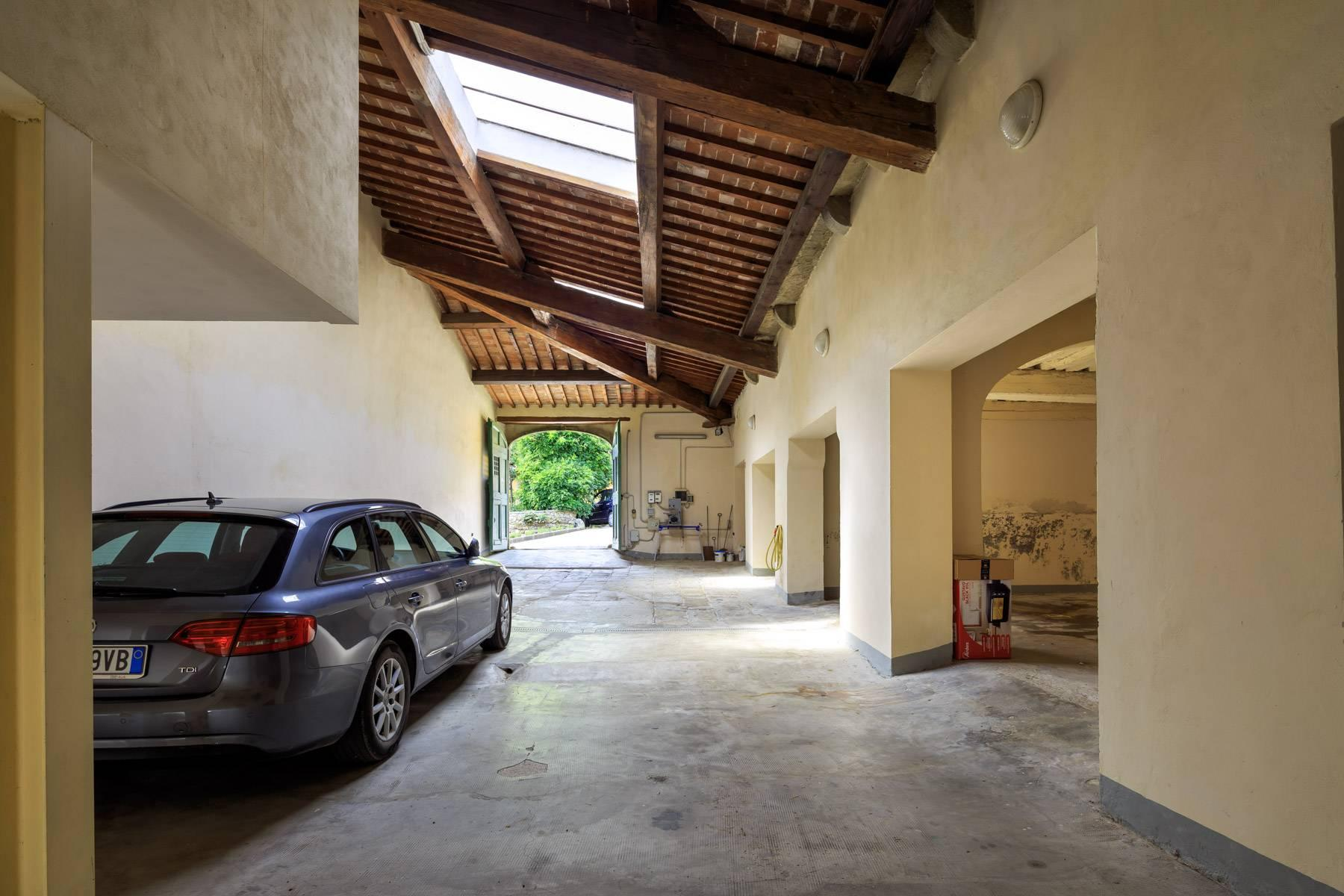 Beautiful villa with heated pool between Florence and Fiesole - 32